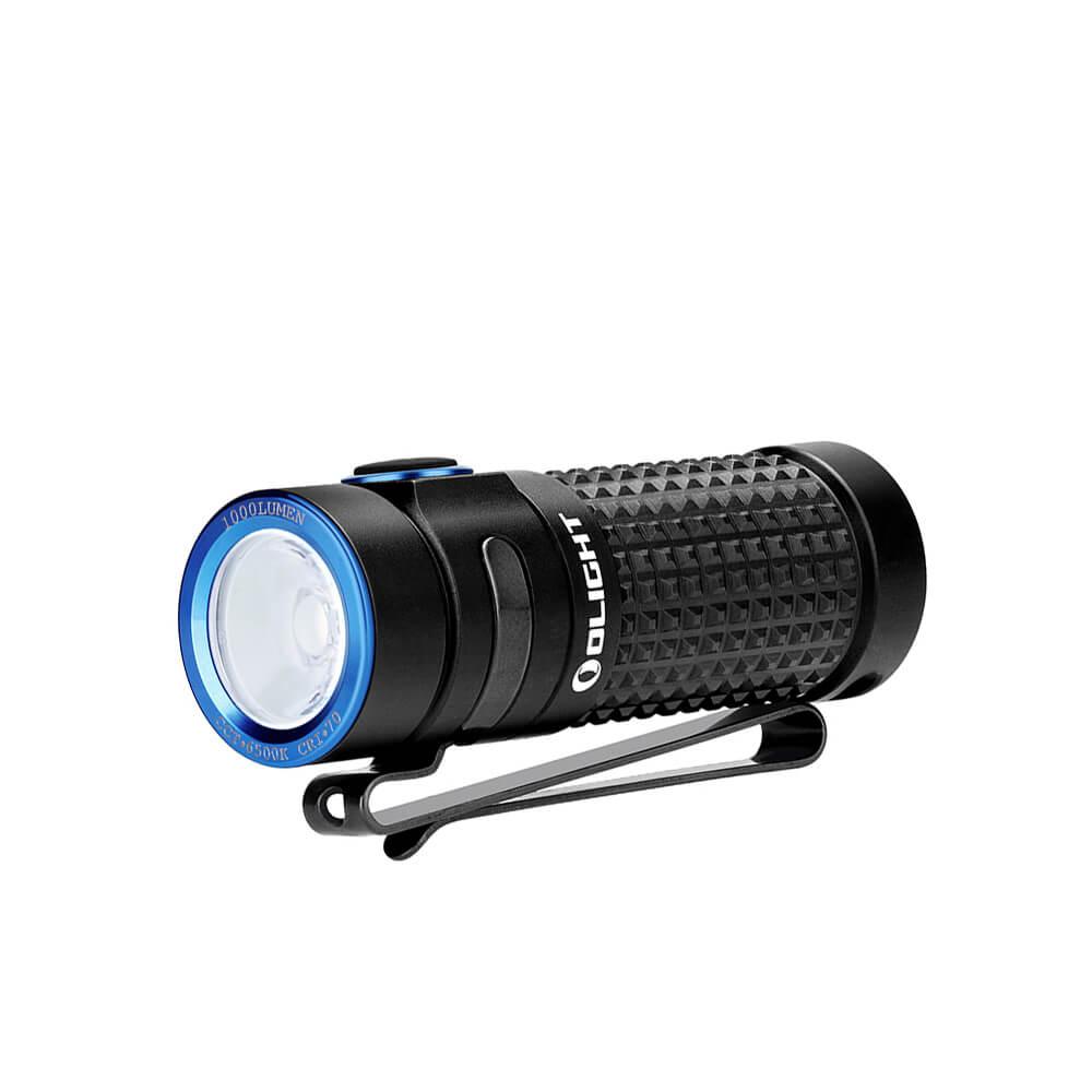 Olight S1R BATON II Taschenlampe Schwarz - Münzeinlösung