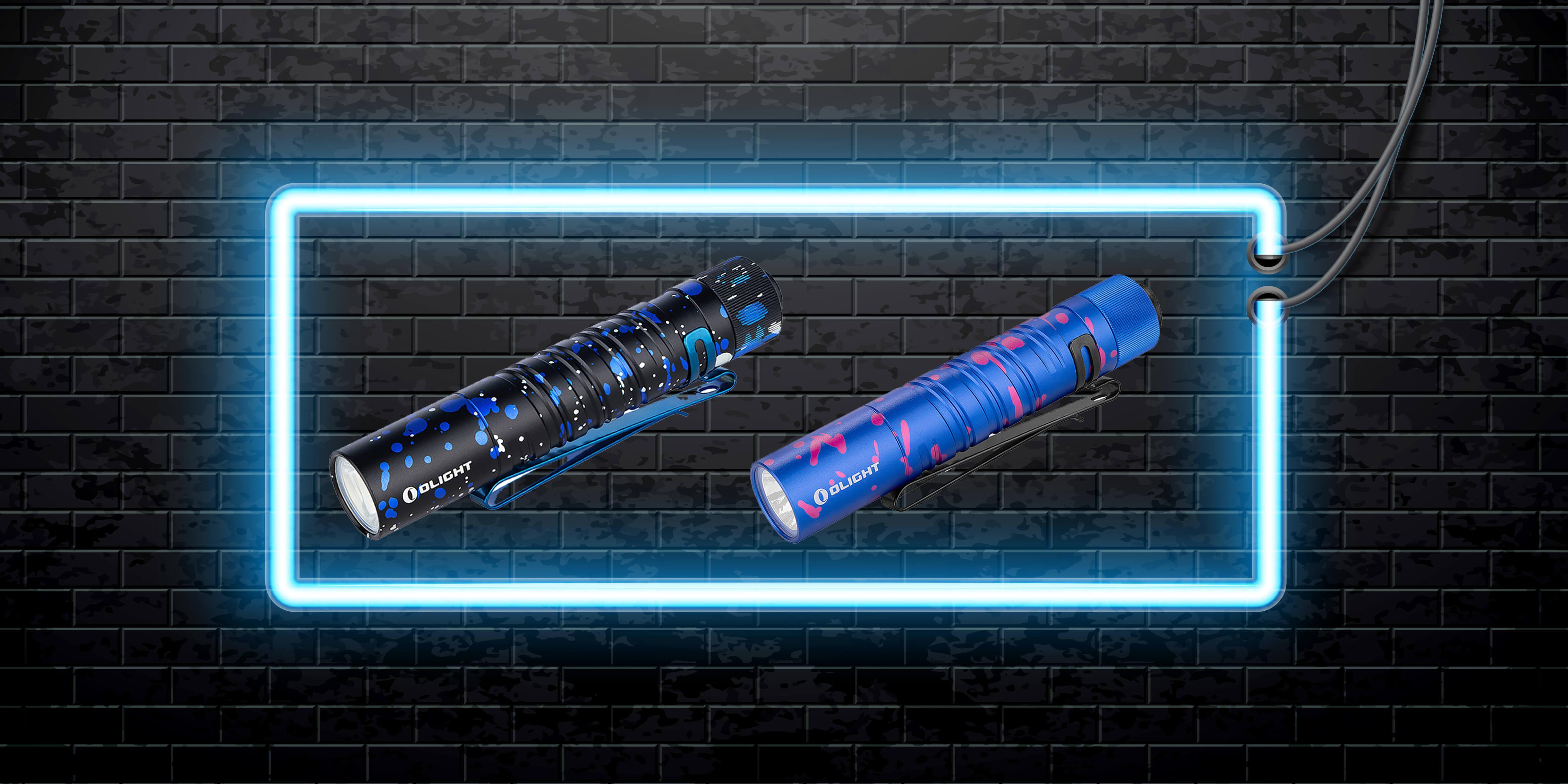 i5T & i5UV – Taschenlampen für den Alltag und besondere Einsatzgebiete