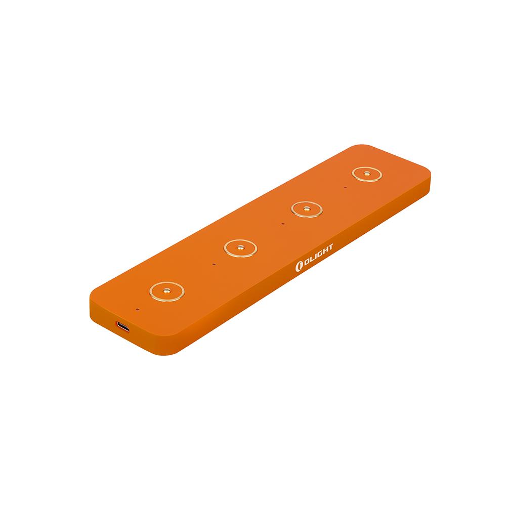 Olight Omino Ladestation-Orange