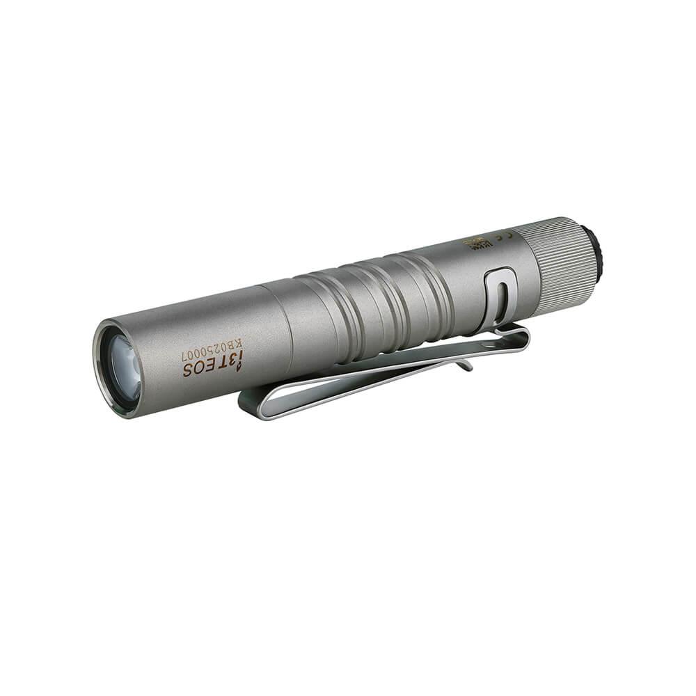 Olight I3T EOS Taschenlampe - Titanium