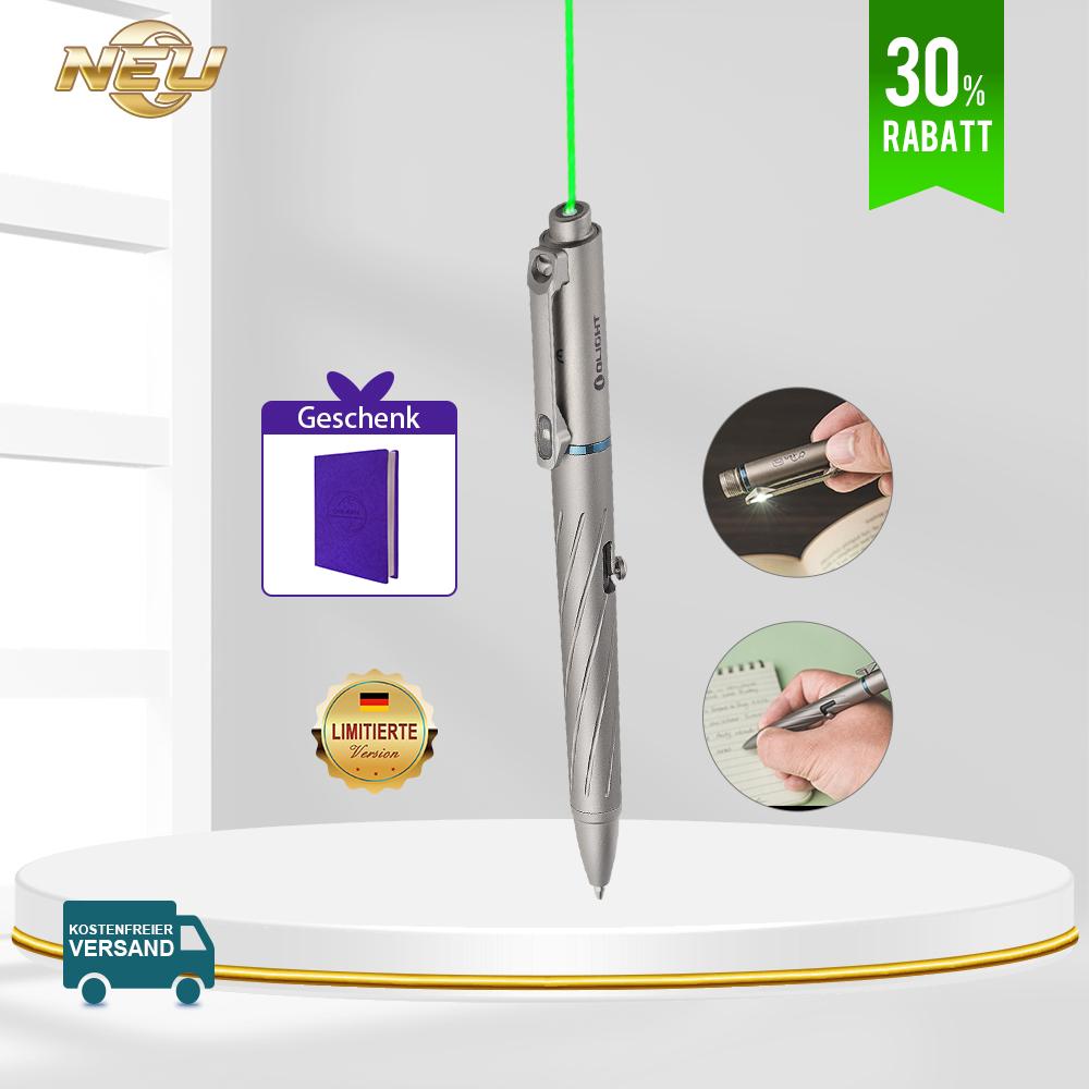 Olight Open Pro Titan Stiftlampe