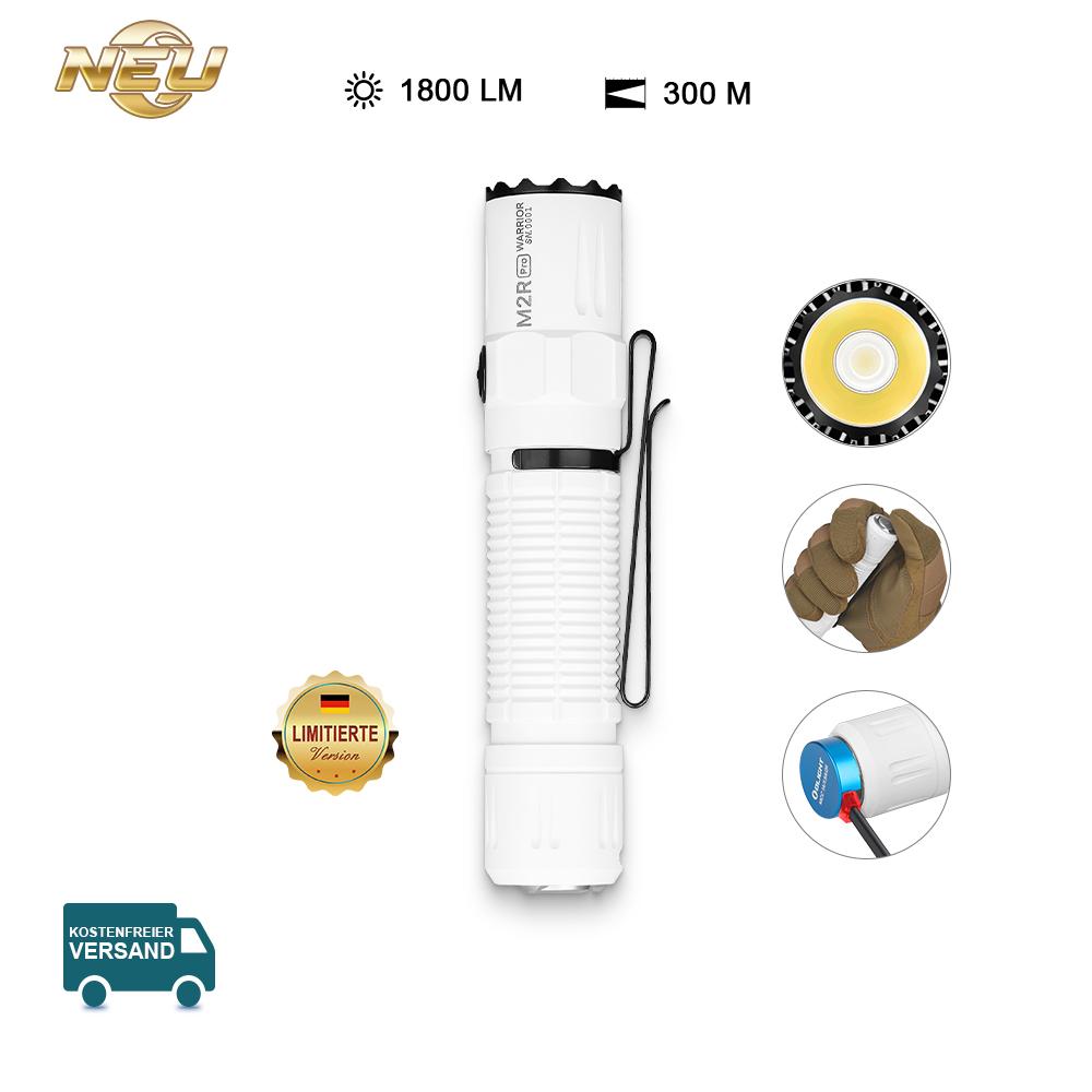 Olight M2R Pro Taschenlampe - Weiß