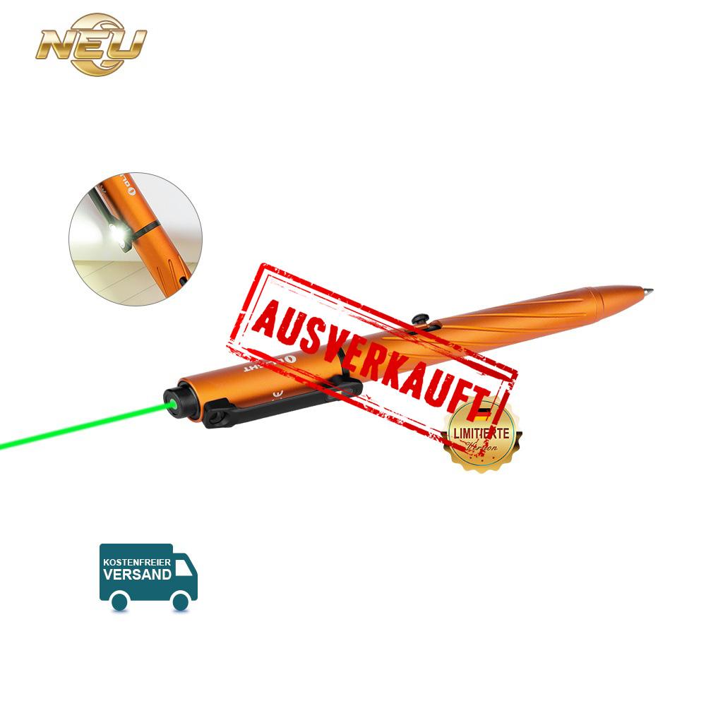 Olight Open Pro Stiftlampe - Orange