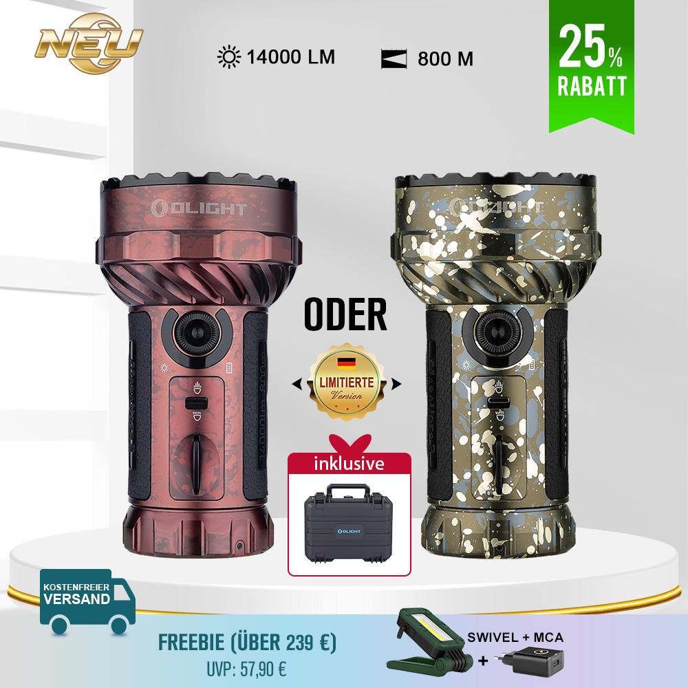 Olight Marauder 2 Taschenlampe