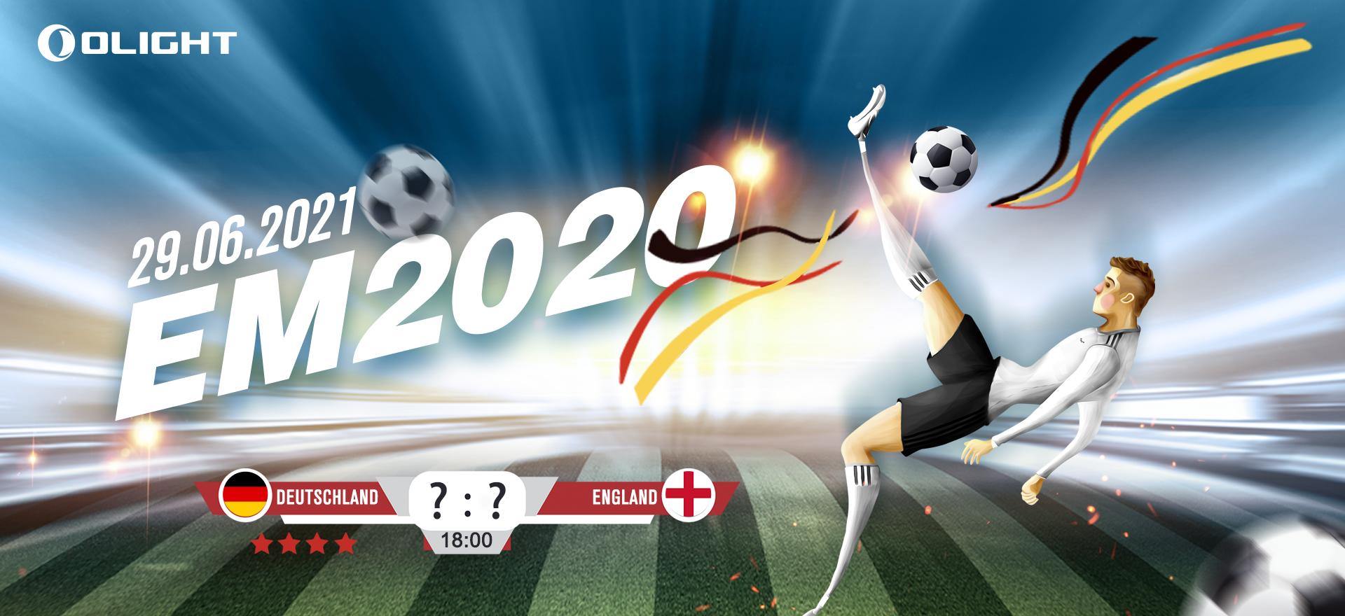 Deutschland gegen England - Wer schafft es ins Viertelfinale?