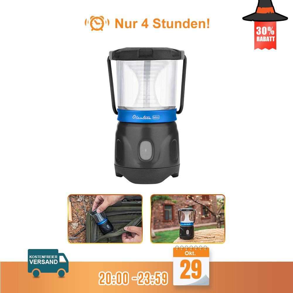 Olight Olantern Mini Campinglampe - Schwarz