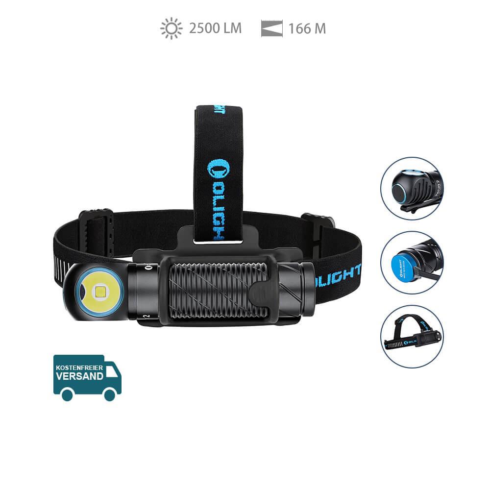 Olight Perun 2 Multifunktionslampe-Schwarz
