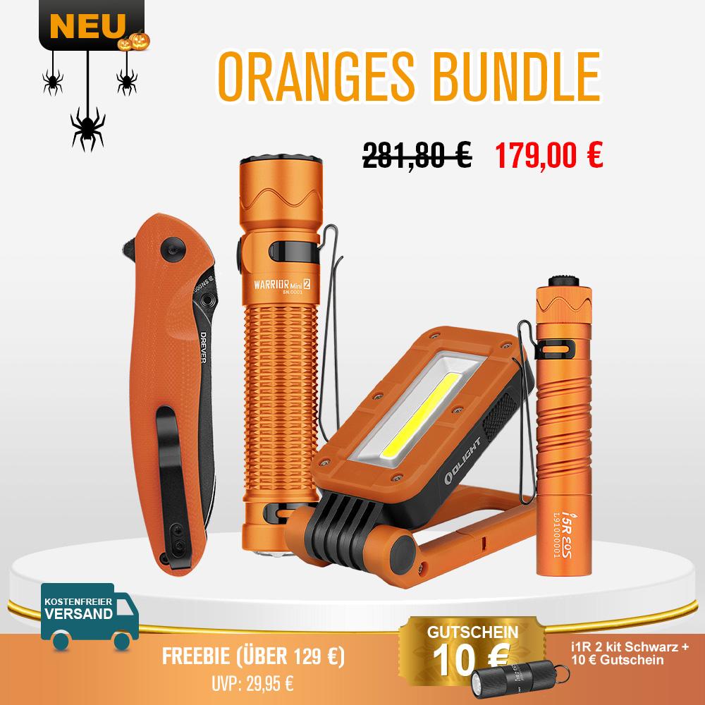 Olight Oranges Bundle