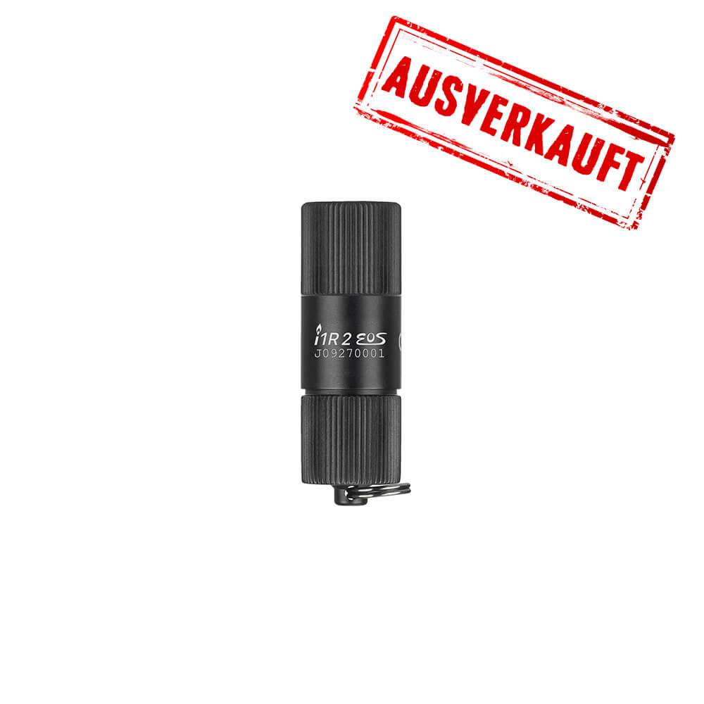 Olight I1R II EOS Mini Schlüsselbund Schwarz Taschenlampe ohne Ladekabel