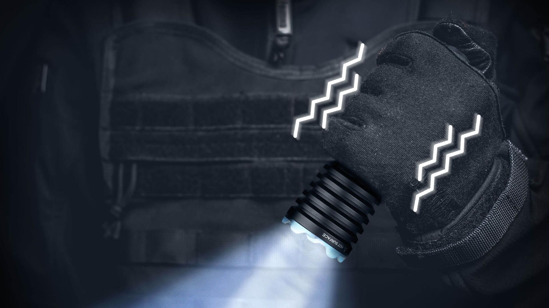 Warrior X Taschenlampe