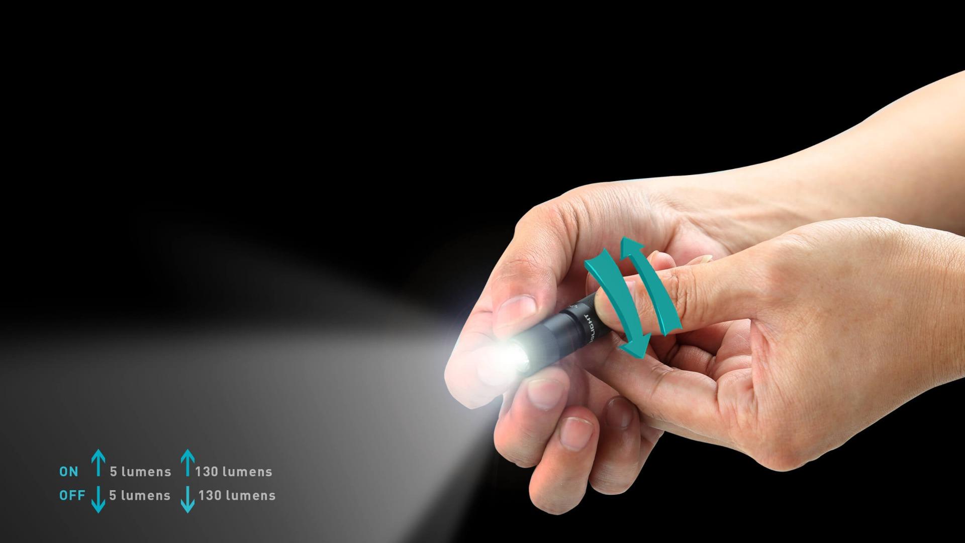 I1R Taschenlampe klein