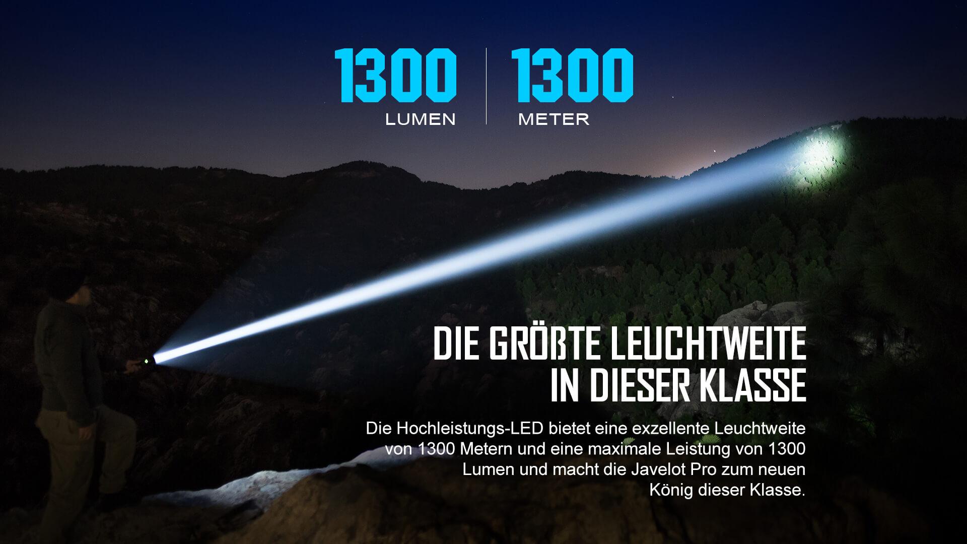 Olight Javelot Turbo Taschenlampe